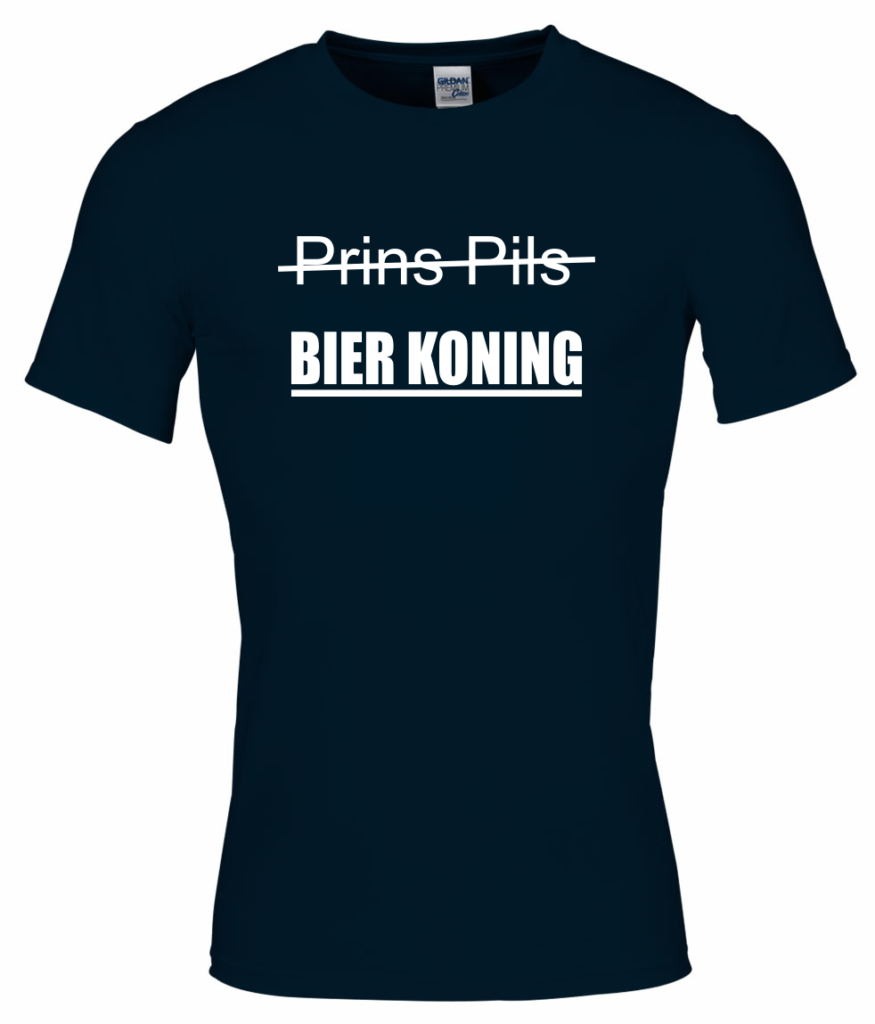 Bier Koning t-shirt voor carnaval shirts, carnaval outfit