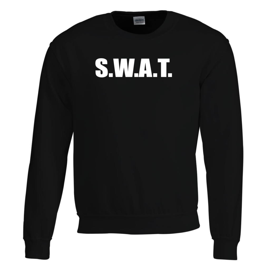 SWAT t-shirt voor carnaval shirts, carnaval outfit