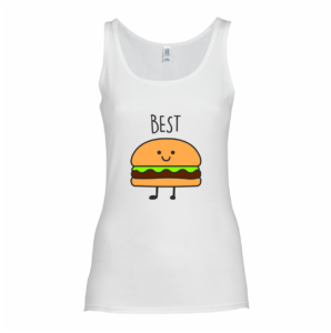 Best Friends shirt - burger