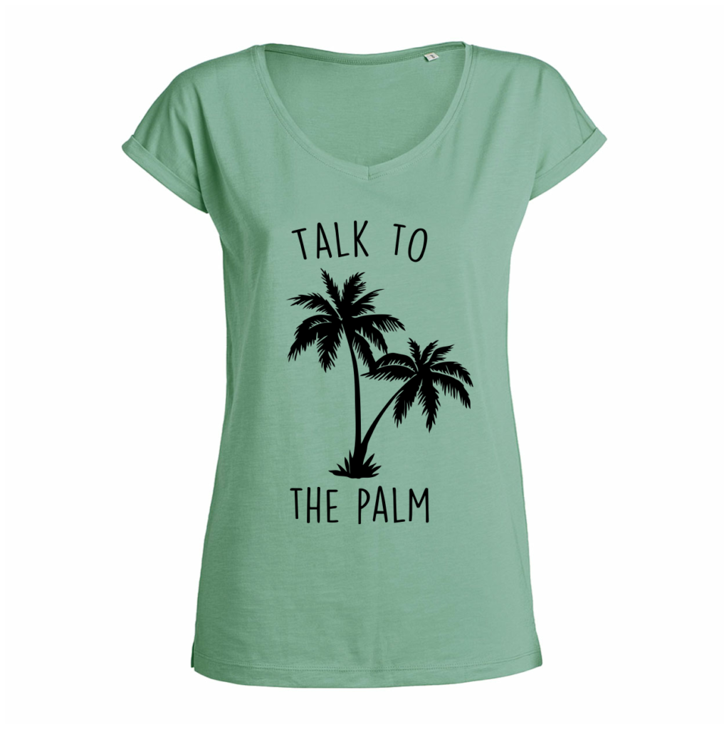 Travel shirts - Talk to the palm