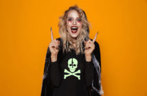 Originele Halloween outfit - Halloween shirts Digitransfer