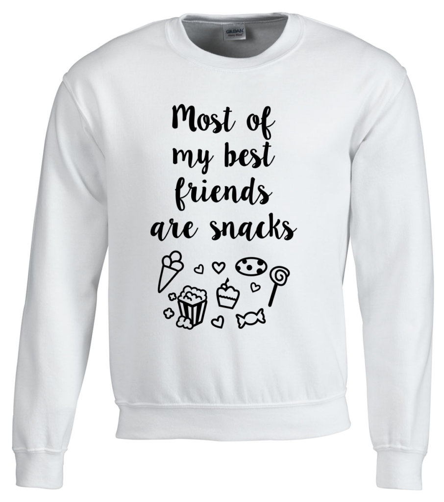 Most of my best friends are sncaks - top 10 netflix chill trui snacks food grappig