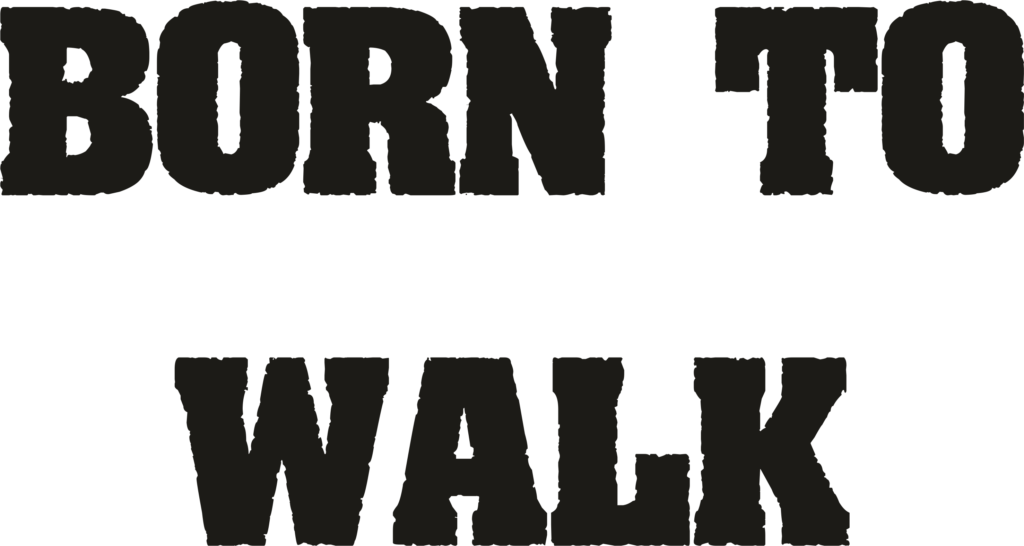 Born to walk Vierdaagse t-shirt bedrukken