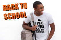 Back to school outfit grappige shirts 2019
